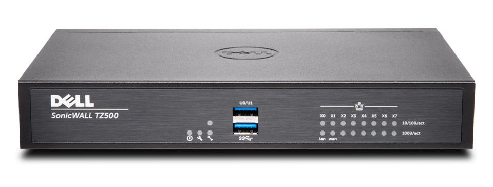 Dell SonicWALL TZ Wireless Firewall sigurnosna rješenja za
